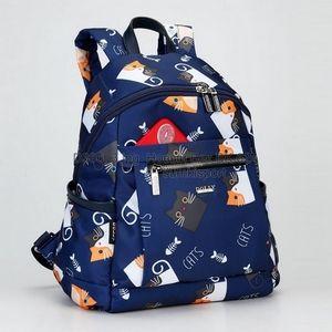 386 Рюкзак mini+ Коты